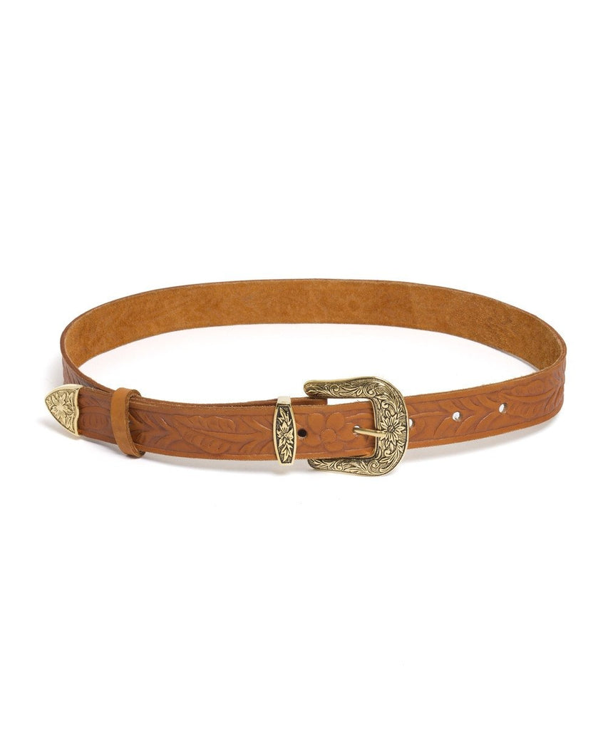 Fortune Leather Belt