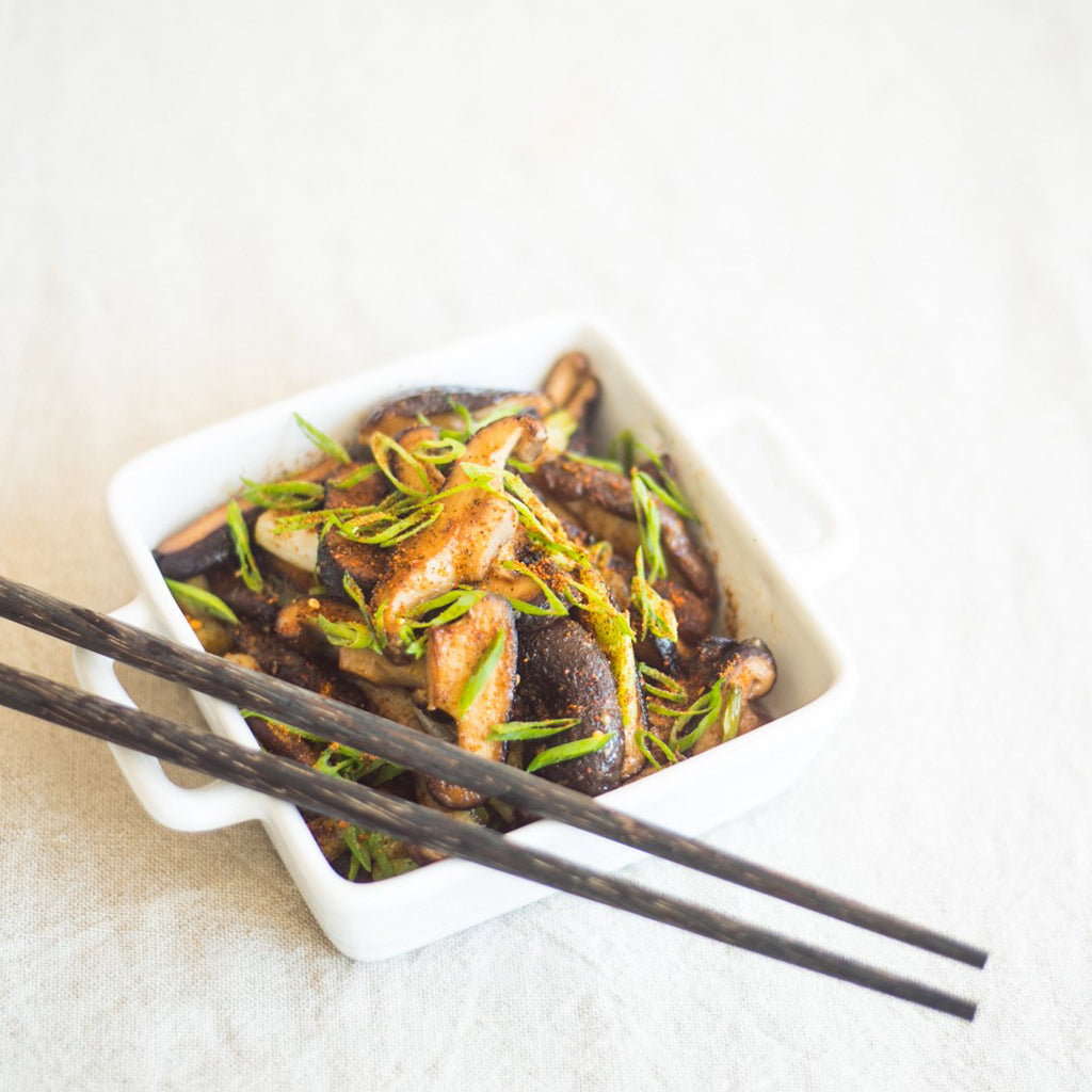 MISO SHIITAKE MUSHROOMS
