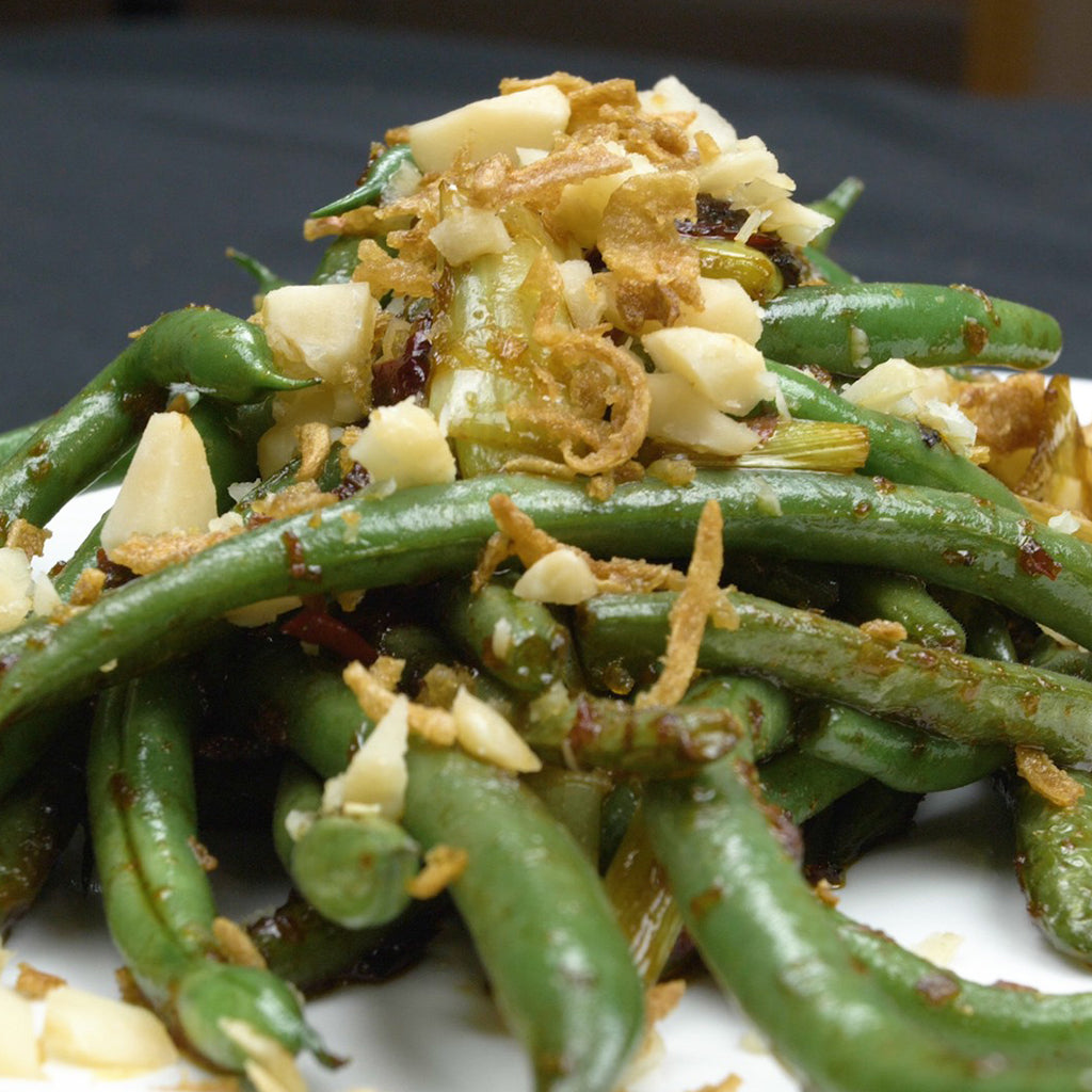 Thai Green Bean Stir Fry VIDEO