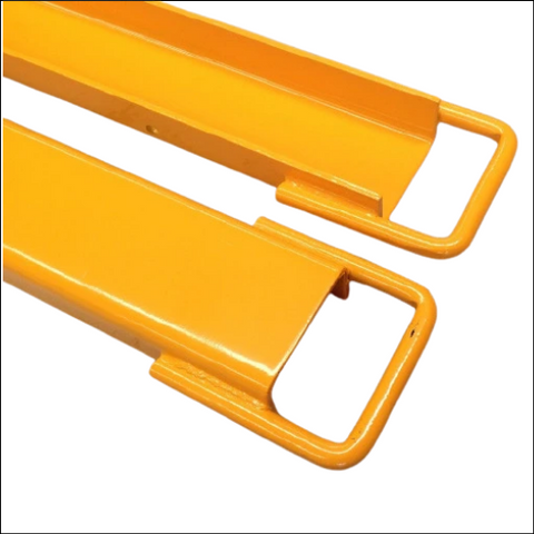 Heavy duty fork extension slippers 2080mm