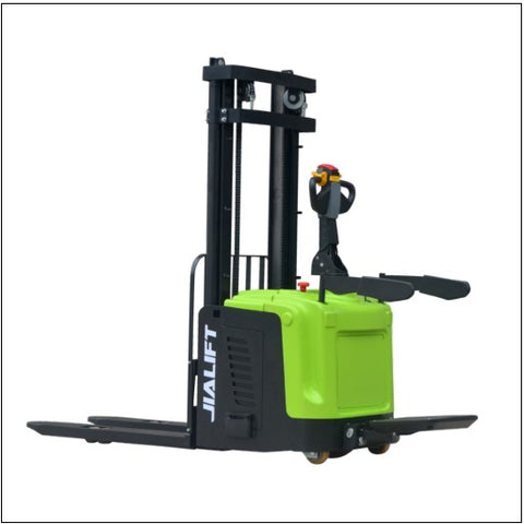 Full Electric Stacker 3.6M Capacity 1.6T