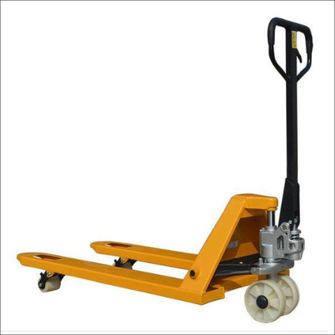 [Semi Electric Straddle Pallet Stacker 1.5Ton] - ozjack