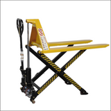 Pallet truck jack high lift 800mm capacity 1T fork width 680mm