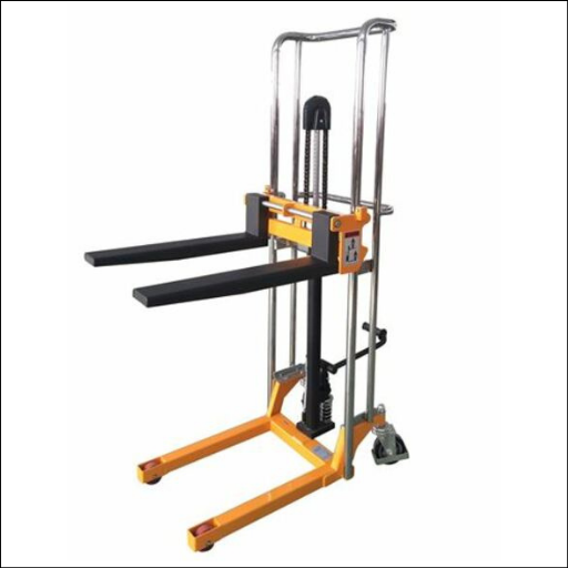 Platform Stacker Manual Lifting 1500mm Capacity 400kg