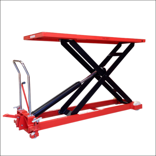 Hydraulic scissor lifter table lifter 1.0t capacity