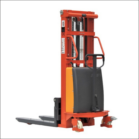 Semi electric walkie stacker lifter lifting 2500mm 1.5t