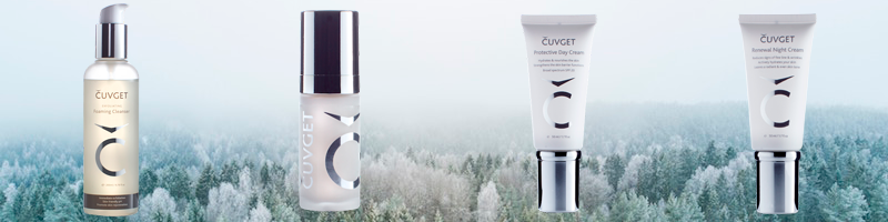 Cuvget anti-pollution skincare