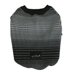 Gridded Knit Dog Jumper- XS + SML only