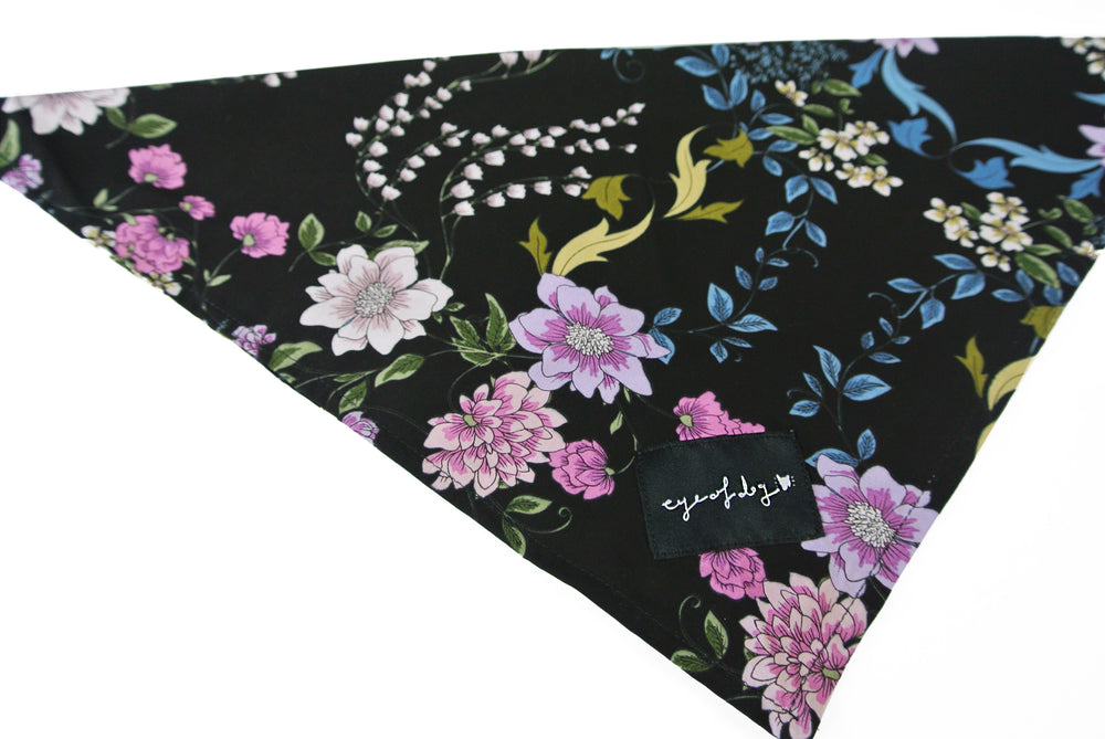Pretty Girl Dog Bandana