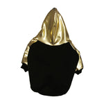 Gold Shiny Hoody