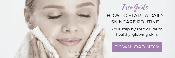 How to start a skincare routine for healthy, glowing skin.