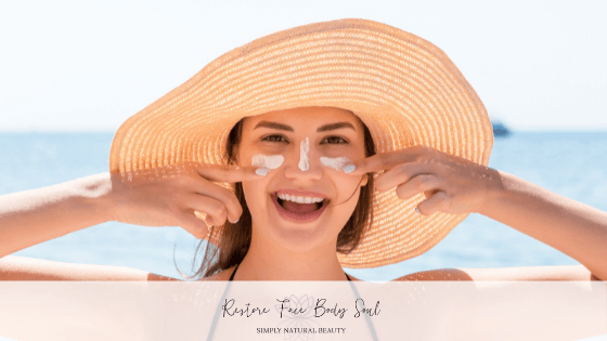 Wear sunscreen daily to reduce wrinkles naturally.