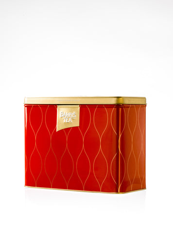 SIGNATURE GOLD BLEND 80s & TEA CADDY
