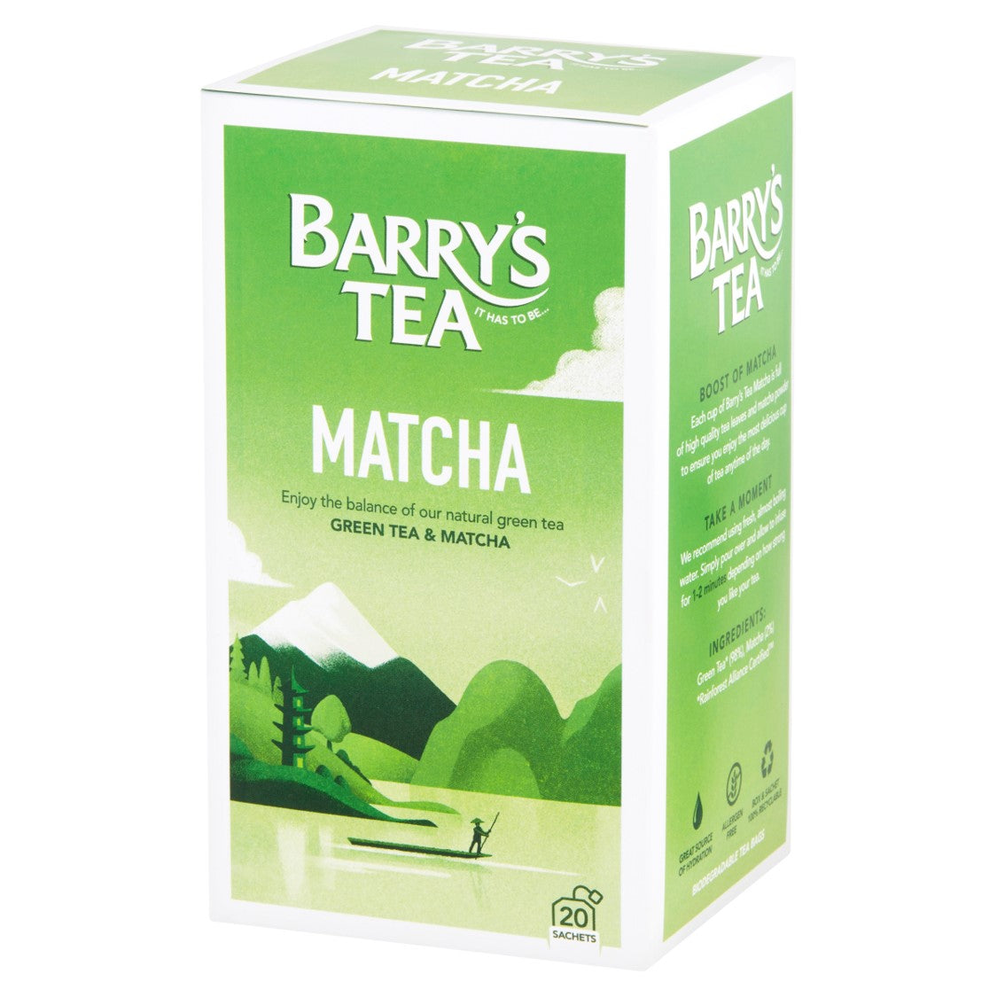 **NEW** MATCHA 20 TEABAGS