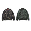 Reversible Camo Jacket Winter Women