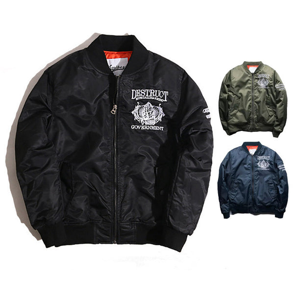 Bomber Jacket Print For Men