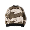 USA Army Camo Bomber Jacket
