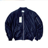 Cotton Padded Bomber Jacket