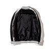Satin Bomber Jacket Women
