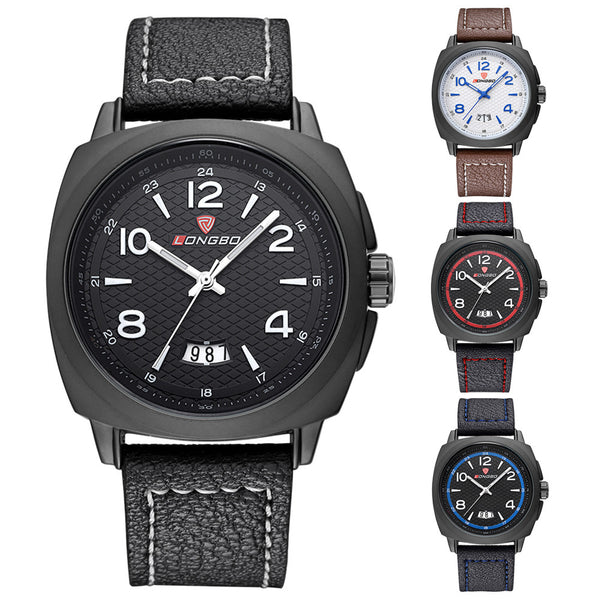 Waterproof Analog Wrist Watch