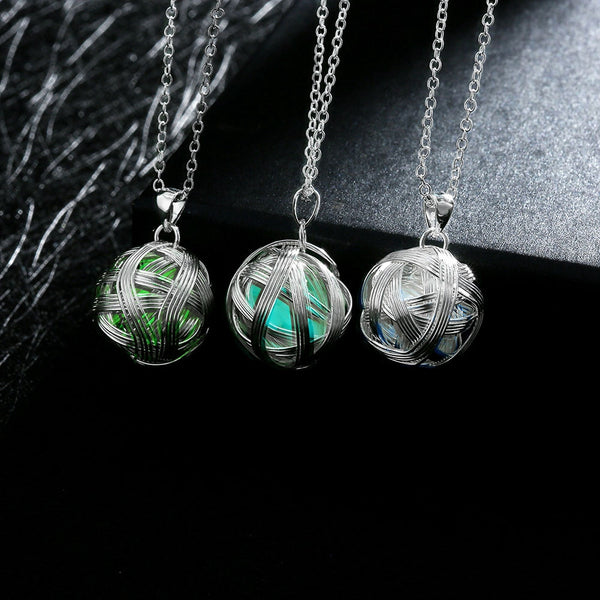Glow In Dark Necklace