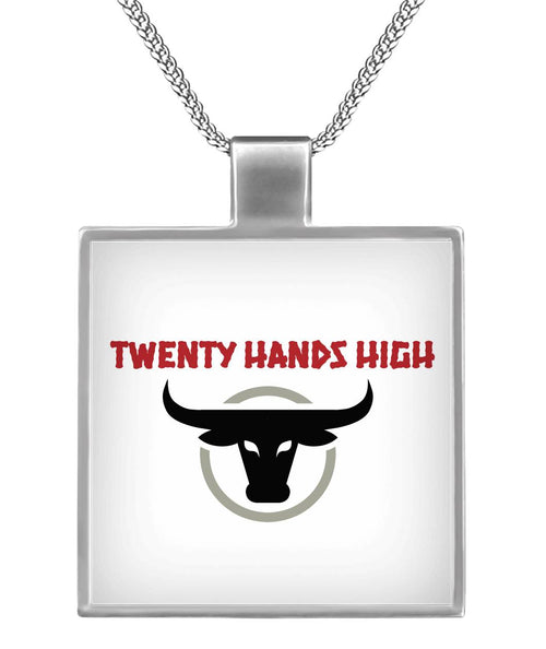 TWENTY HANDS HIGH Square Necklace Square Necklace