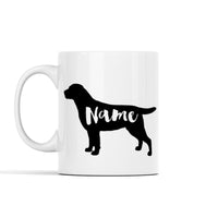 Labrador Personalized Mug