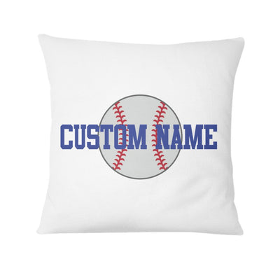 Baseball Custom Name Pillows