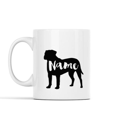 Pit Bull Personalized Mug