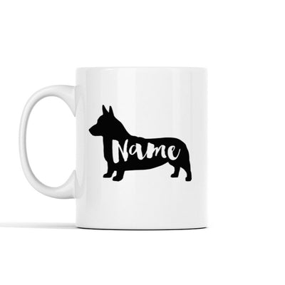 Corgi Personalized Mug