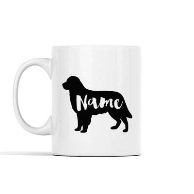 Golden Retriever Personalized Mug