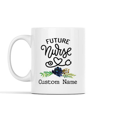 Future Nurse Personalized Mug