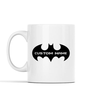 Batman (Custom Name) Personalized Mug