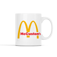 Mcdonald's (Custom) Personalized Mug