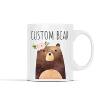 (Custom) Bear Mugs