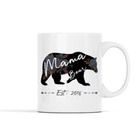 Mama Bear Personalized Mug