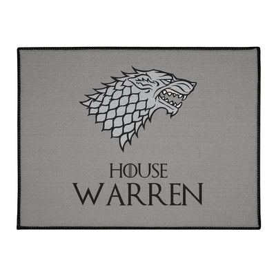 GOT Personalized House Name Indoor/Outdoor Floor Mat
