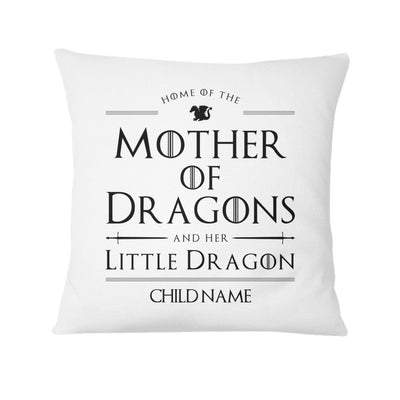 Mother of Dragons Personalized Pillows
