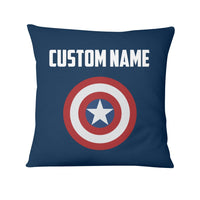 Captain America Personalized Pillows