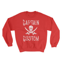 Personalized Pirate Captain (Your Name)