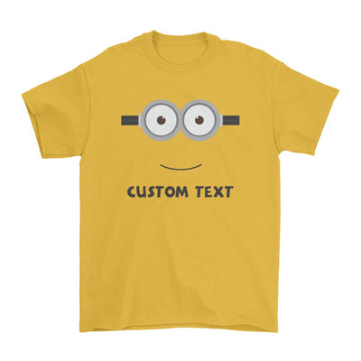 Minion (Custom) Personalized