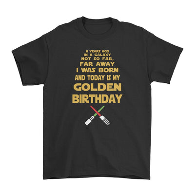 Golden Birthday Personalized