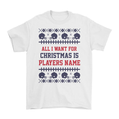 All I Want For Christmas is (Custom Name) - Personalized