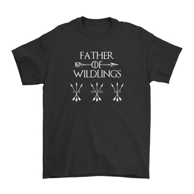 (Custom) of Wildlings Personalized