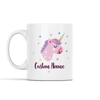 Unicorn Personalized Mug