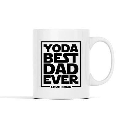 Personalized - Yoda Best __ Ever Mug
