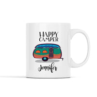Personalized - __ Happy Camper