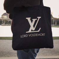 Lord Voldemort Tote Bag