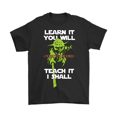 I Teach With The Force