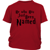He Who Has Just Been Named